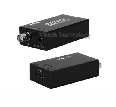 SDI to HDMI Converter | 3G-SDI to HDMI Converter | HD-SDI to HDMI Converter